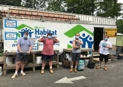 Habitat For Humanity – July 30th, 2020 AM