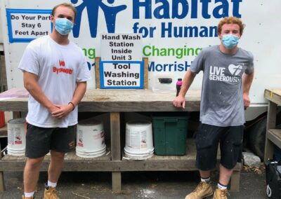 Habitat For Humanity – August 13th, 2020
