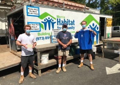 Habitat For Humanity – August 21st, 2020