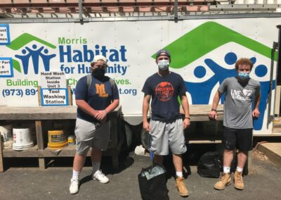 Habitat For Humanity – August 3rd, 2020