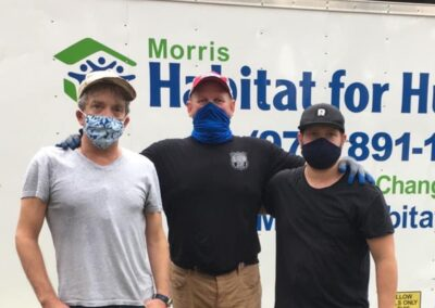 Habitat for Humanity – October 23, 2020
