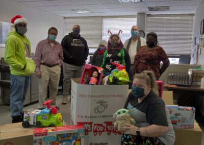 Toys For Tots – December 21st, 2020