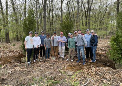 Arbor Day Tree Planting – April 30th, 2021