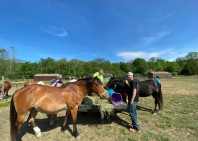 Rivers Edge Horse Rescue – May 25th, 2021