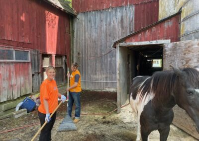 Rivers Edge Horse Rescue – May 27, 2021