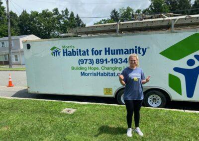 Habitat for Humanity – July 9, 2021